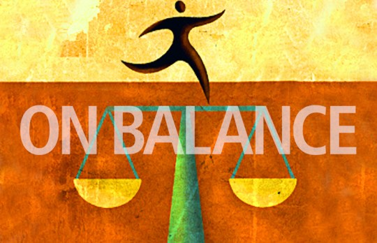 On Balance by Megan Zavieh