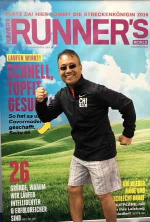 Chin Pham Runners World Berlin