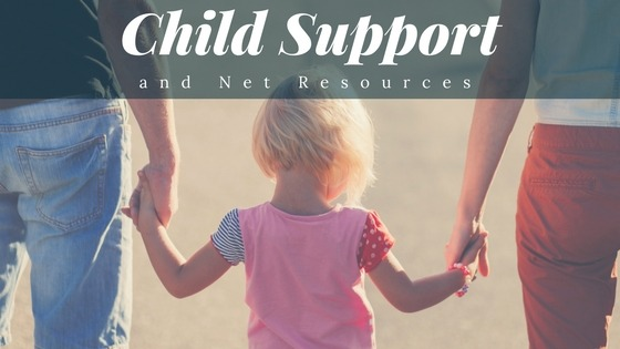 Child Support and Net Resources