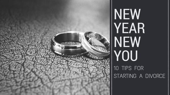 New Year's Divorce Resolution
