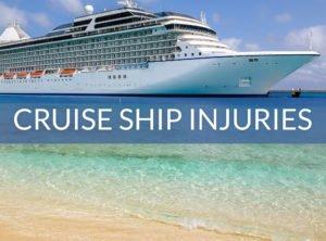 Cruise Ship Claim Filing Deadlines