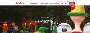 Kleuterhof speeltuin