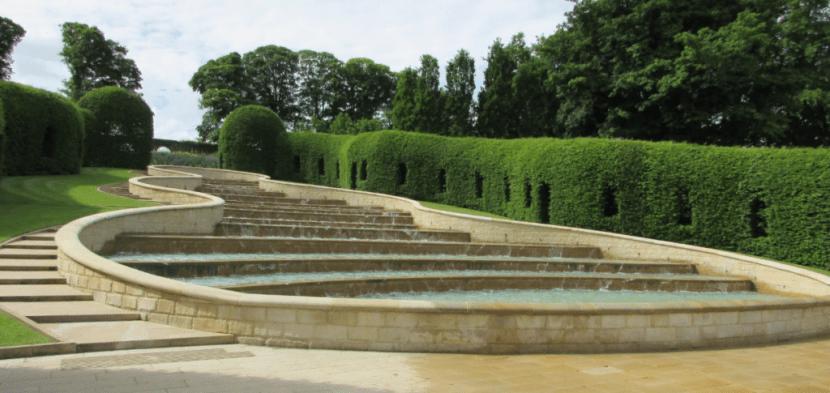Alnwick Garden Grand Cascade