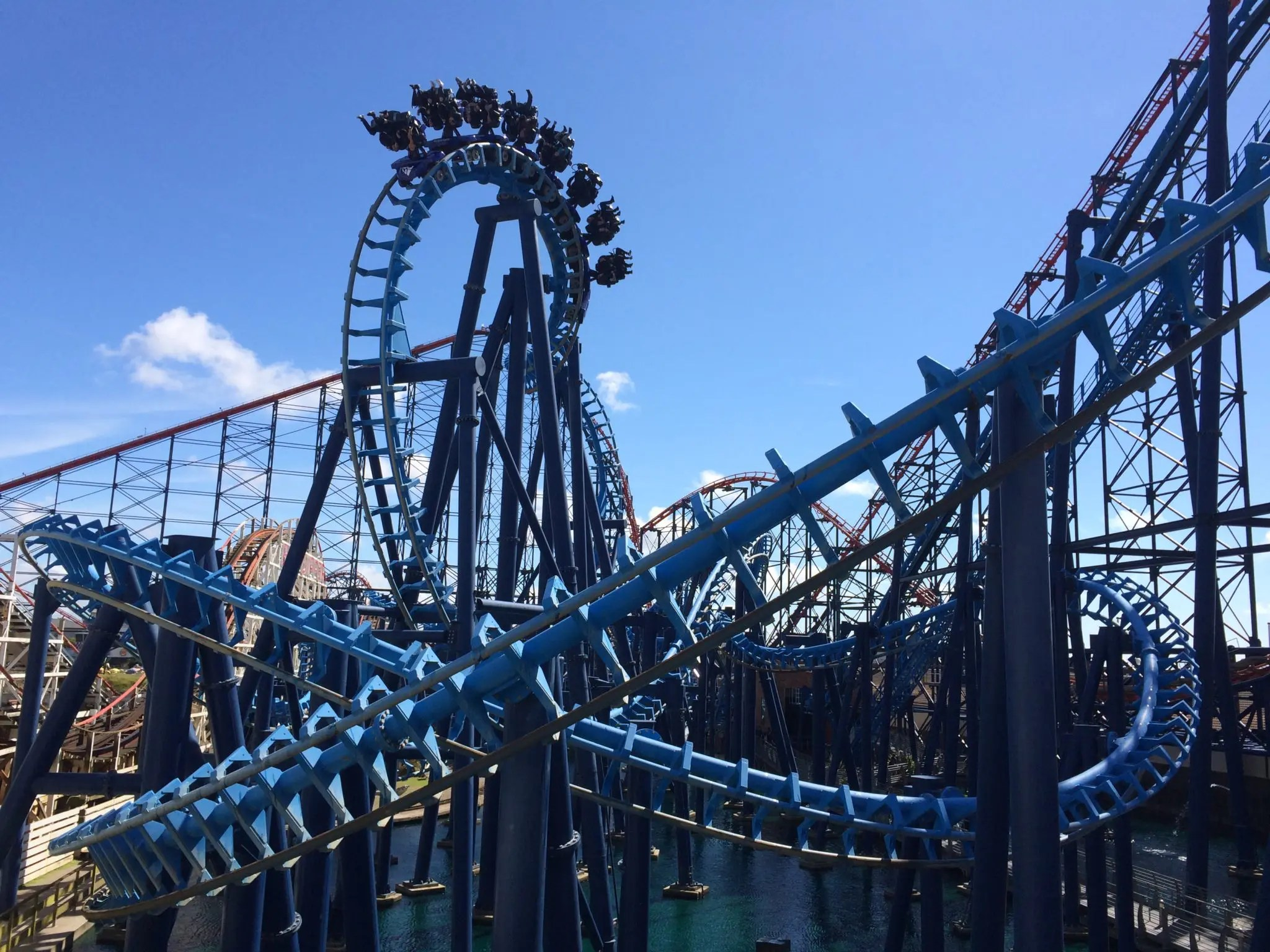 Blackpool Pleasure Beach Review | Attractions Near Me