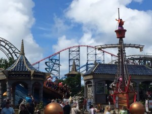 Top 10 UK Theme Parks for Thrill Seekers - Blackpool Pleasure Beach