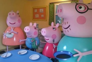 Peppa Pig World - Peppa Pigs House