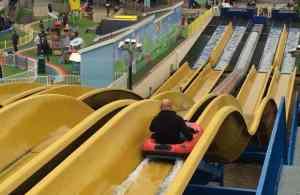 Paultons Park - Wave Runner