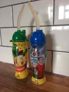 Legoland Windsor Resort - Souvenir Cups