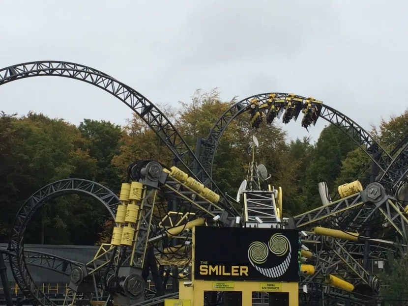 The Smiler - Alton Towers Resort