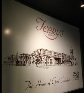 Yorks Chocolate Story - Terry's York