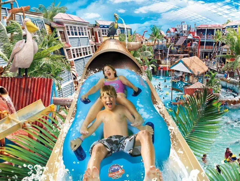 Splash Landings-Waterpark