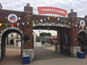 Drayton Manor - Entrance to Thomas Land