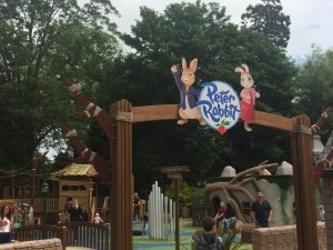 Flamingo Land - Peter Rabbits Adventure Playground