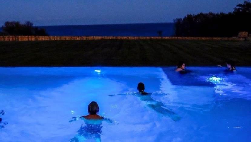 Alpamare Waterpark - Nightswimming