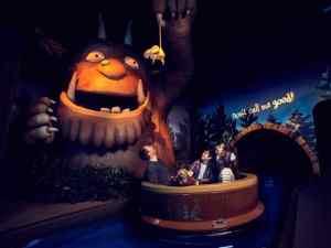Chessington World of Adventures Resort - The Gruffalo River Ride