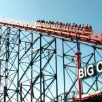 Tallest Roller Coasters in the UK