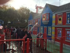 Legoland Windsor Resort - Fire School