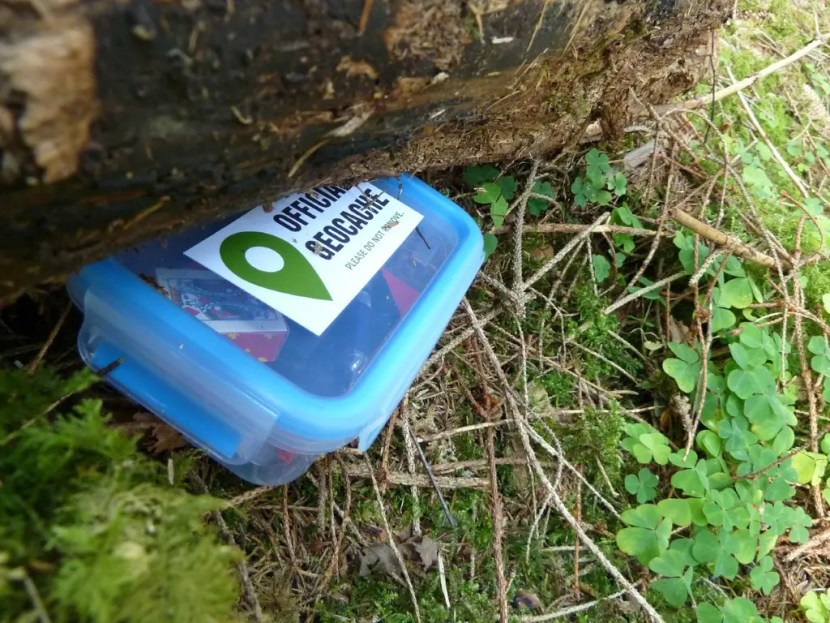 Geocaching - A Great Free Activity