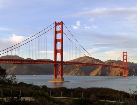 Hop On Hop Off Golden Gate And Sausalito Tour Skiva