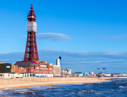 The Blackpool Tower Combo AttractionTix