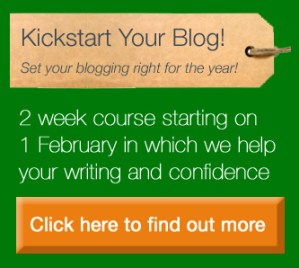 Kickstart your blogging