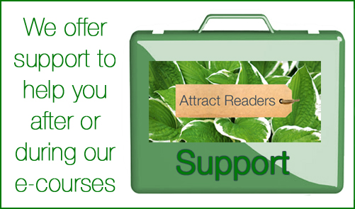 Attract Readers support