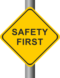 safe with a blog