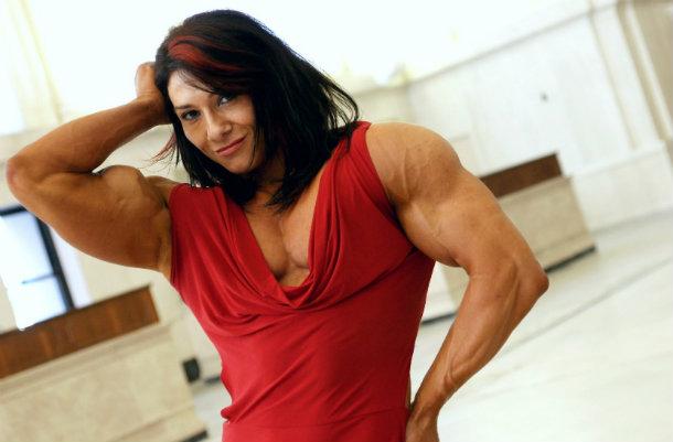 This is not Marit Bjorgen2