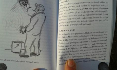 uppslag von friesens bok