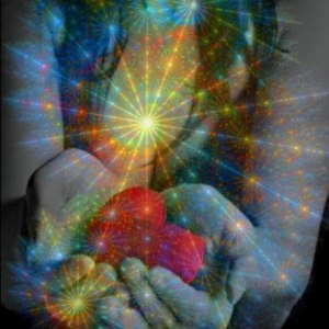 Source of Love: giving love, receiving love, being love