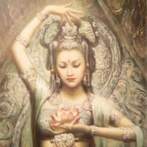 Kuan Yin, the light master of compassion