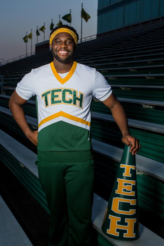 Arkansas Tech University Cheerleaders