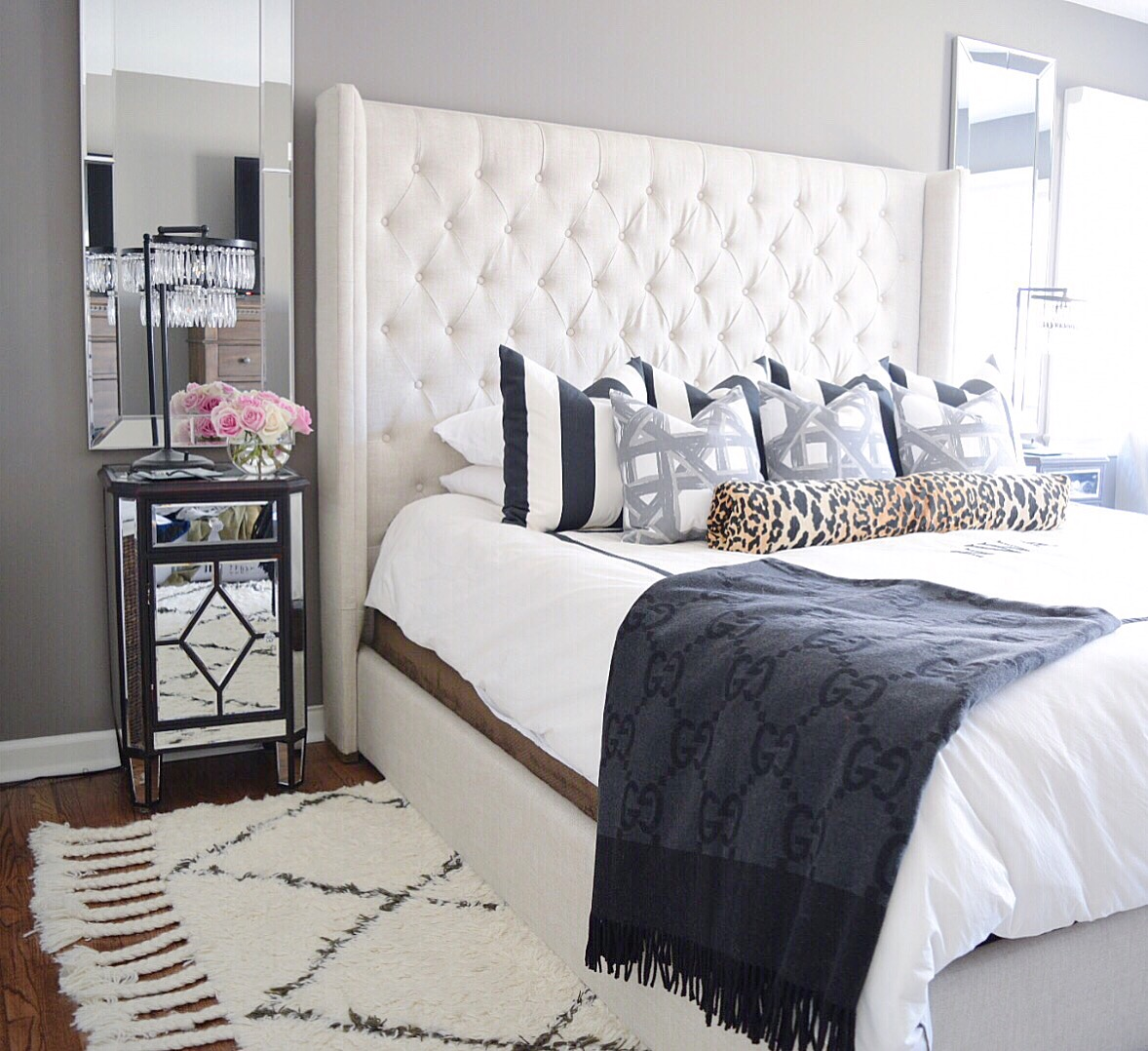 Tufted Headboards A Life