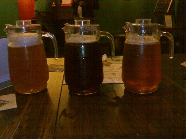Doolally Beer Pitcher