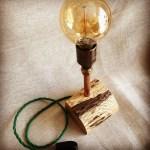 Industrial Lamp from atullydesign