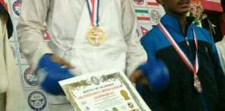 kundan taekwondo player from bihar