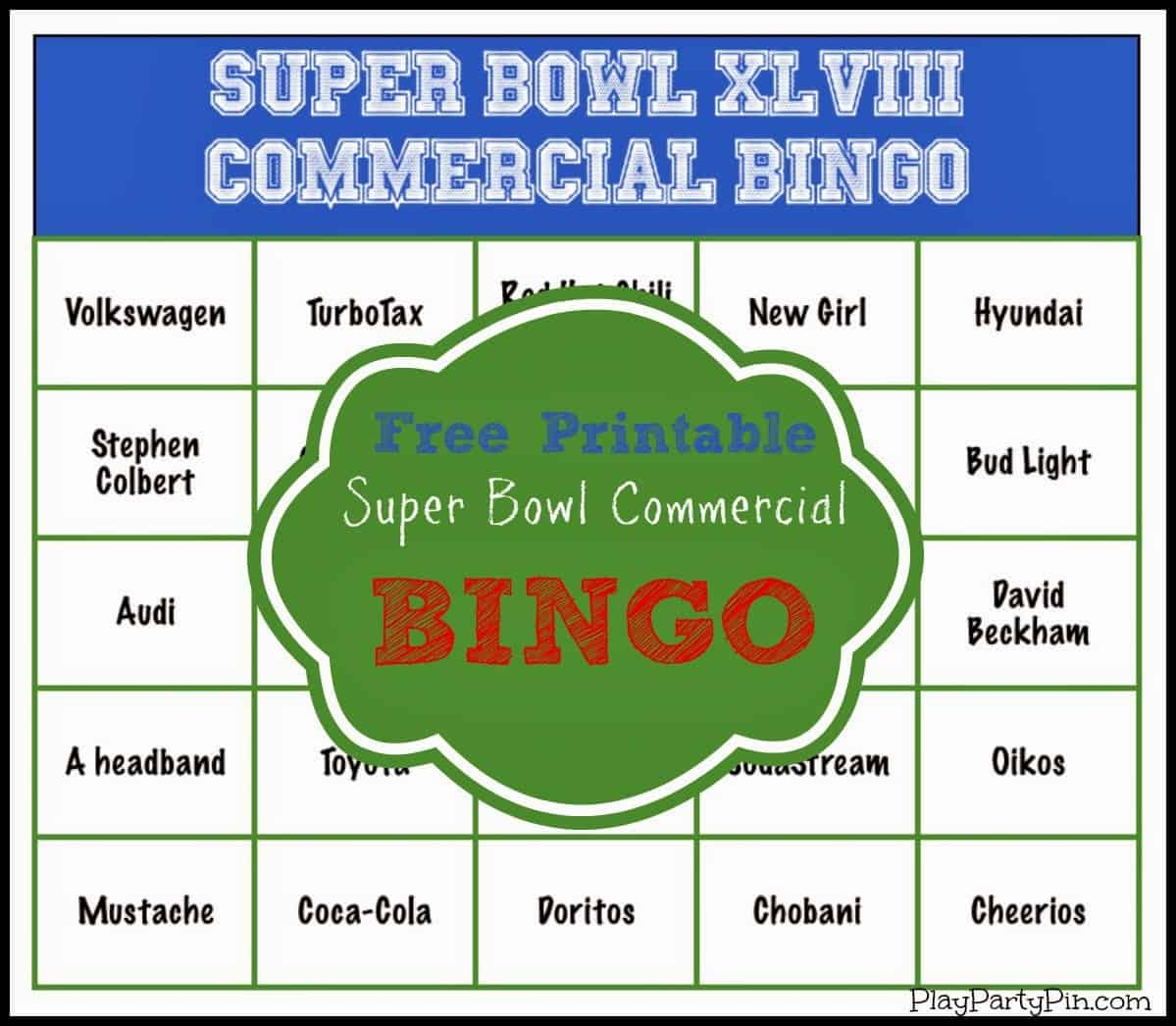 Super Bowl Game Day Diy Decor Crafts And Games