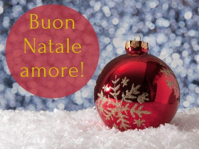 Romantici auguri di natale da inviare al partner. Buon Natale Amore Mio 145 Frasi E Immagini Per Auguri Romantici A Tutto Donna