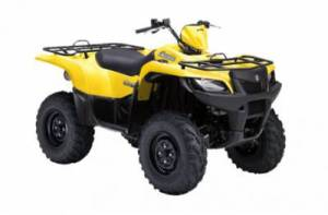2011 Suzuki King Quad 500 AXi Power Steering For Sale