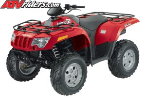 2013 Arctic Cat 500 CORE Utility ATV Model Info  Features