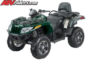 2013 Arctic Cat TRV 550 XT Utility ATV Model Info