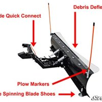 Utv Amp Atv Snow Plows Atv Snow Plows Parts Amp Accessories