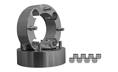 CALTRIC FRONT WHEEL HUB w//STUDS and BALL BEARING Fits POLARIS RZR 800 EFI EPS 2008-2014