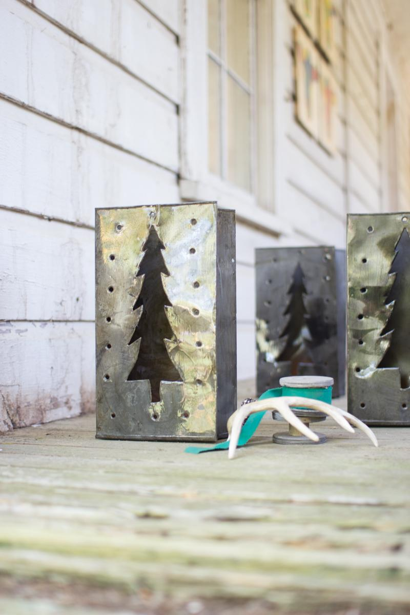 Recycled Christmas Lights