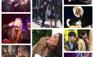 Celebrities in Austin for SXSW 2017