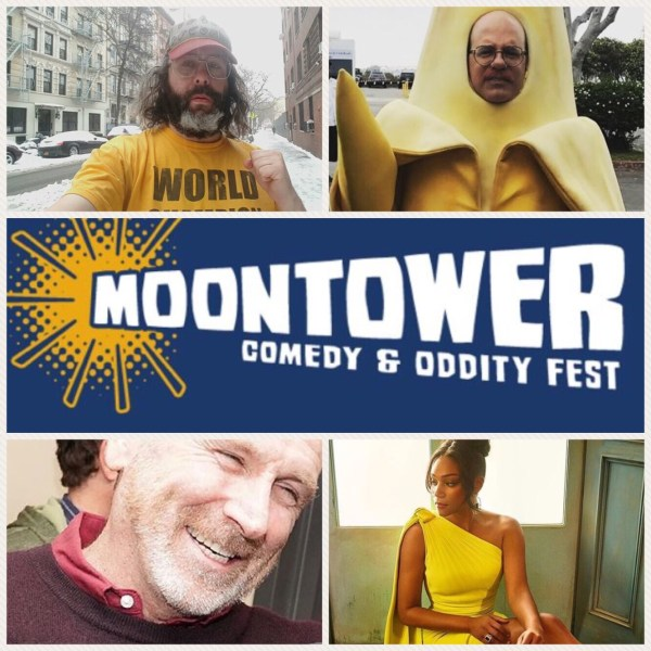 Moontower Comedy Festival 2018