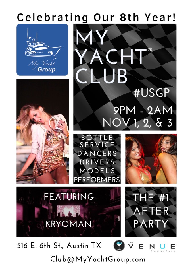 My Yacht Club