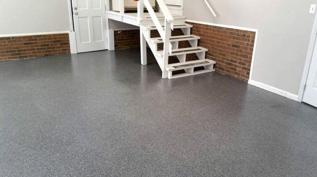 epoxy flooring for garage