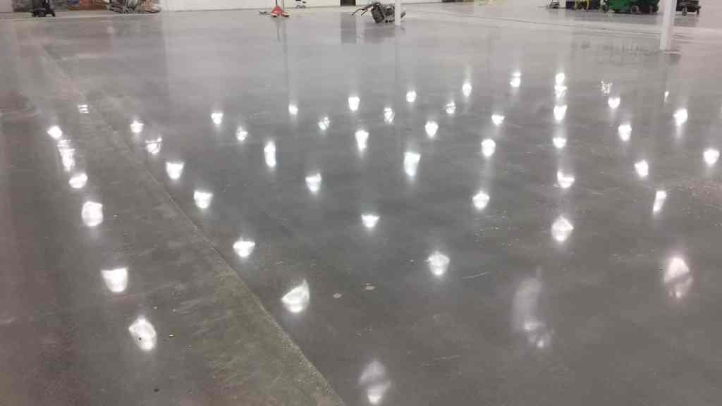 polished concrete austin tx