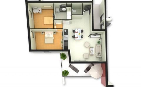 Immeuble Thiméca appartement
